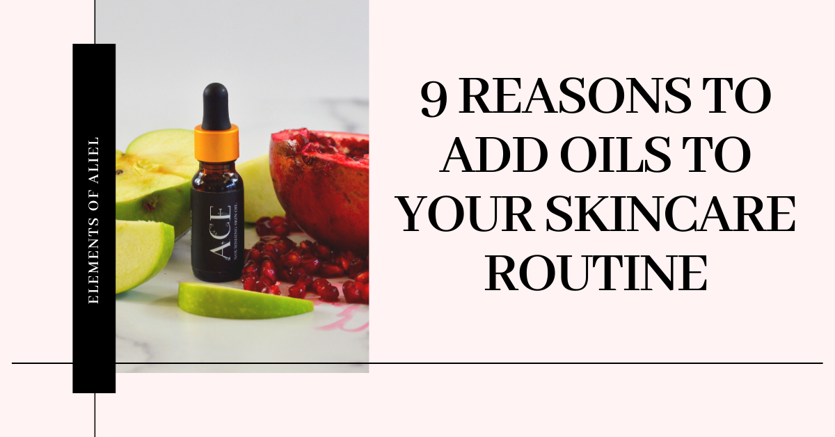 Oils In Skincare